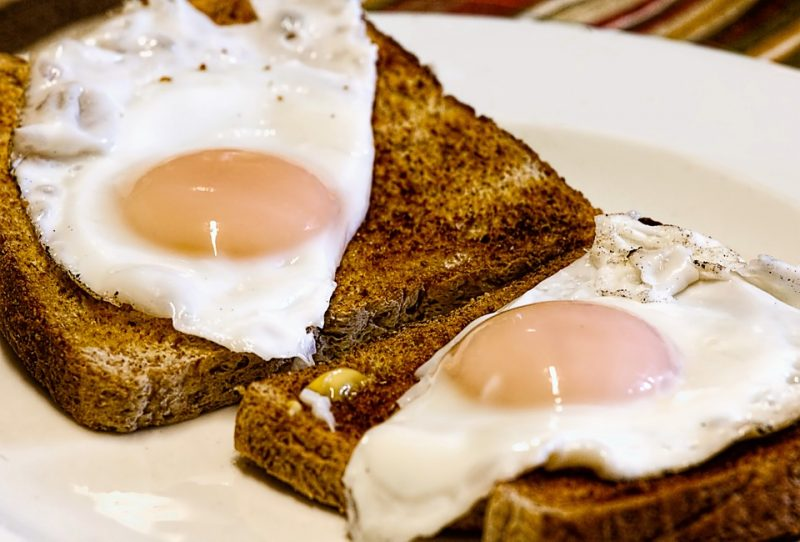 Eggs And Toast Athelio Com