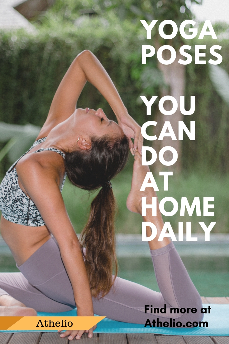 Yoga Poses You Can Do Everyday